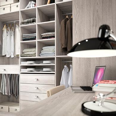 free optimisez le rangement grce aux astucieux et volutifs compacts extensibles modulaires ou. Black Bedroom Furniture Sets. Home Design Ideas